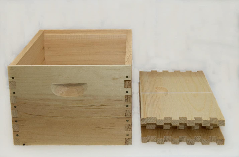 8 frame deep hive body. Black Bedroom Furniture Sets. Home Design Ideas
